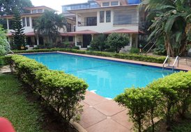 Penthouse Apartment in Candolim, India