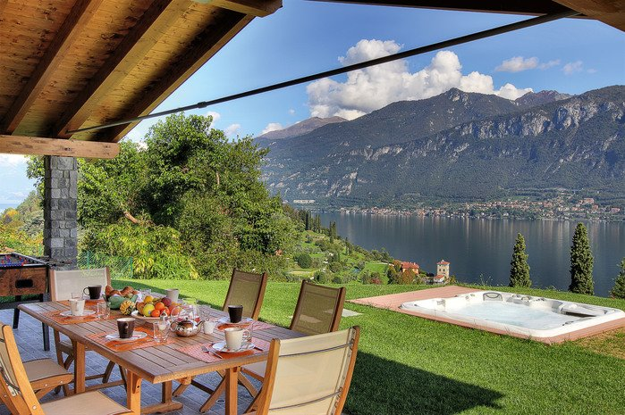 Villa in Italy, Bellagio