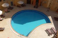 Apartment in Egypt, Hurghada: Adult Pool and view from apartment