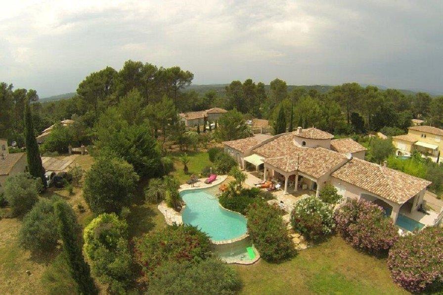 Villa in France, Les Arcs