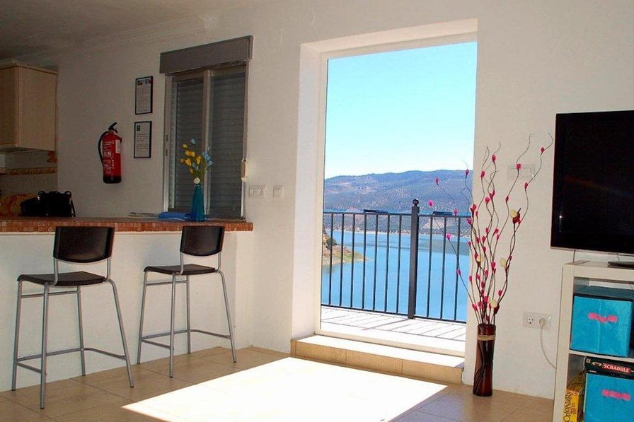 Owners abroad Detached Villa with swimming pool in the heart of Iznájar