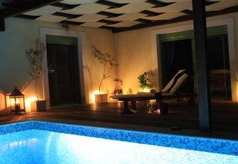 Villa in Greece, Alonissos: Pool area