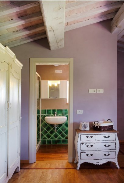 House in Italy, Altopascio