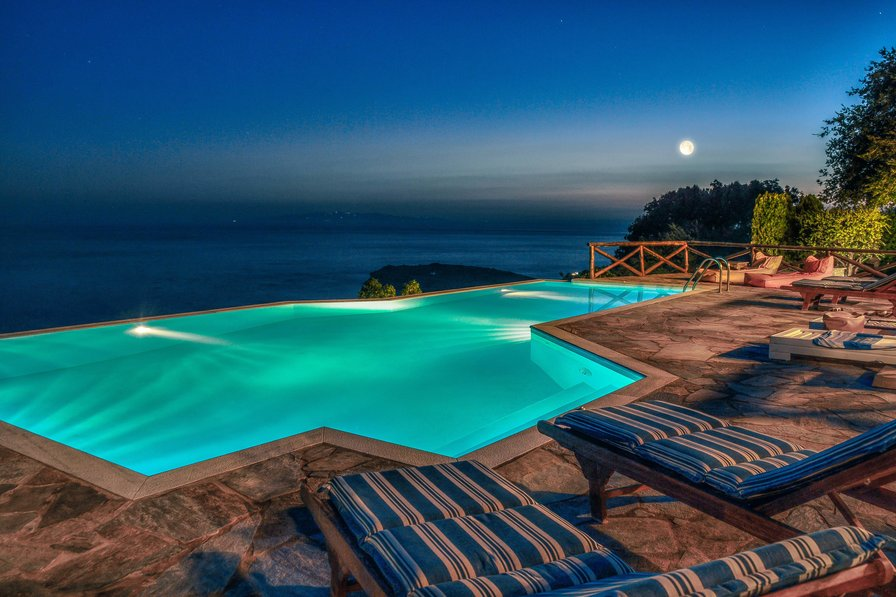 Villa in Greece, Andros
