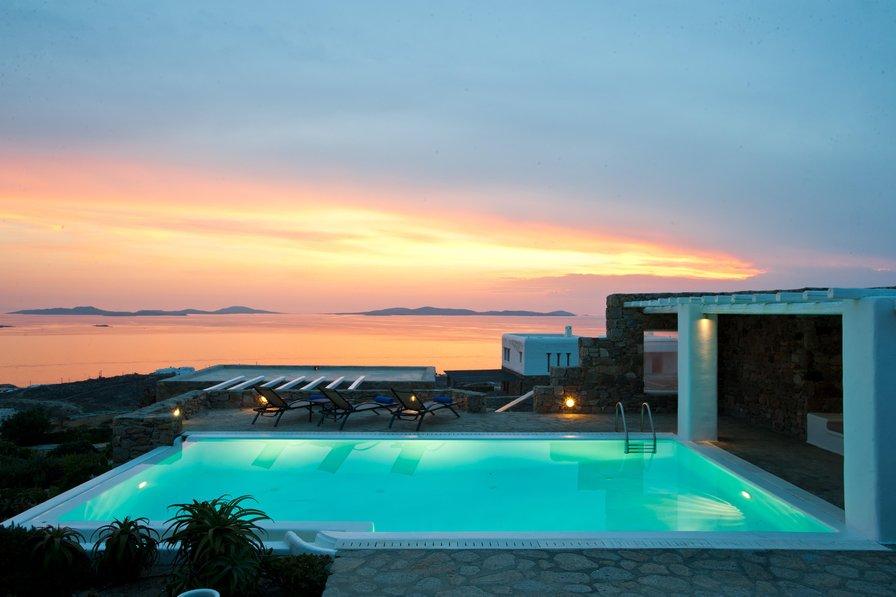 Villa in Greece, Mykonos