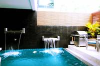 Town_house in Thailand, Rawai: Private Plunge Pool and waterfall
