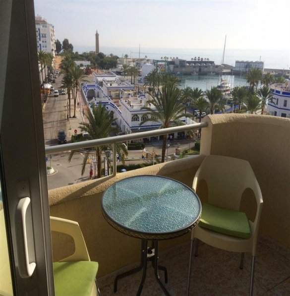 Apartment To Rent In Estepona, Spain With Shared Pool