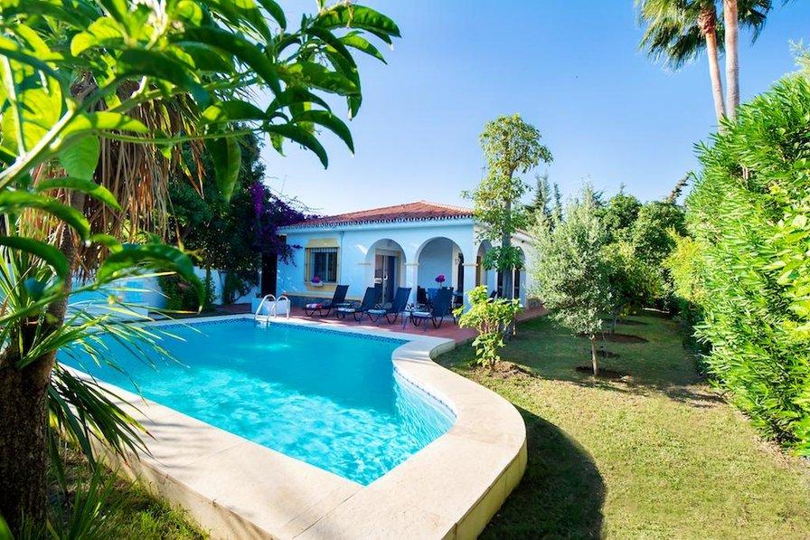 Villa in Spain, San Pedro Alcantara