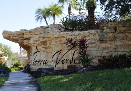 Town House in Terra Verde Resort, Florida