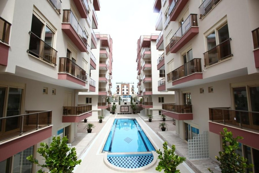 Apartment in Turkey, Konyaalti
