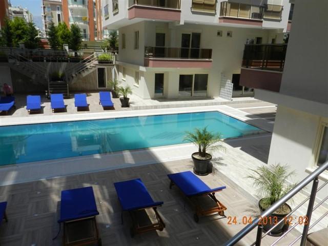 Duplex apartment in Turkey, Konyaalti