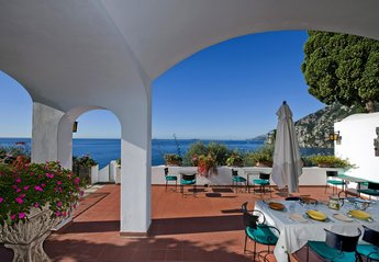 4 bedroom Villa for rent in Positano