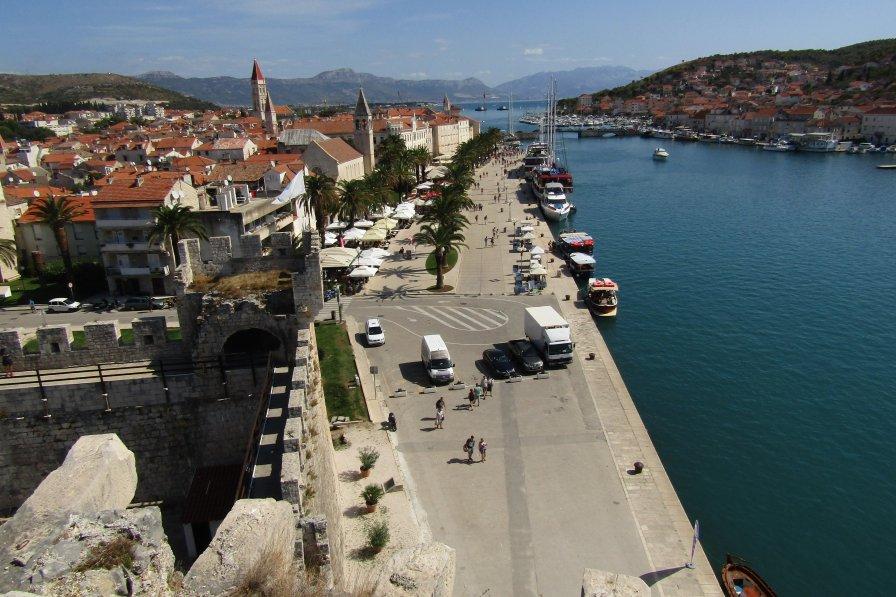Apartment in Croatia, Trogir - Old Town