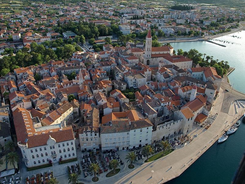 Apartment in Croatia, Old town of Trogir