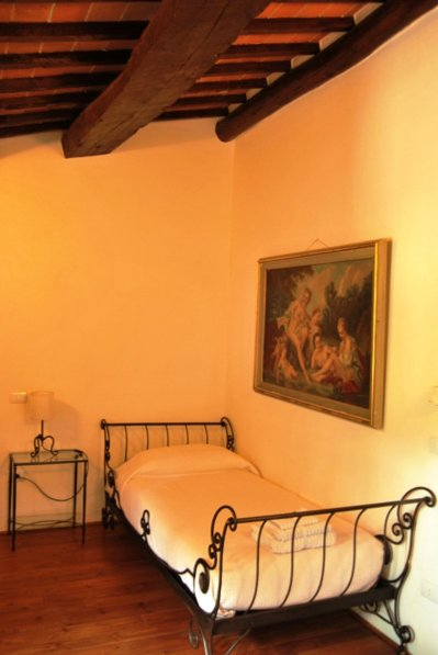 House in Italy, Castel Focognano