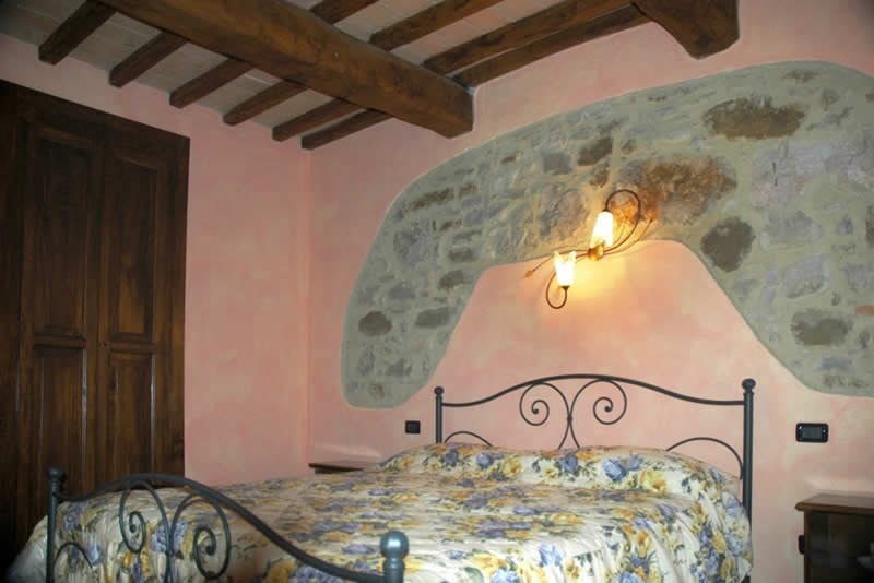 House in Italy, Todi