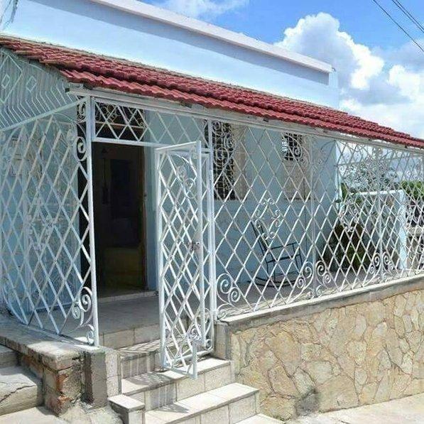 House in Cuba, santiago de cuba,cuba