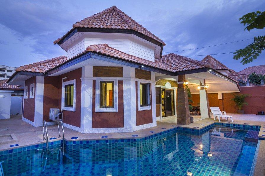 Villa in Thailand, Chon Buri