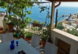 Apartment in Positano, Italy