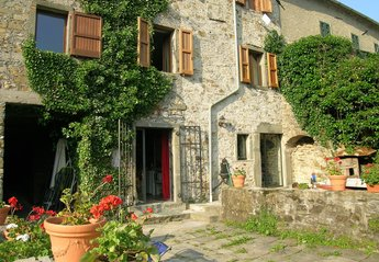 Village House in Italy, Prota di Comano
