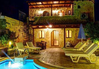 Villa in Greece, Frantzestiana Metohia