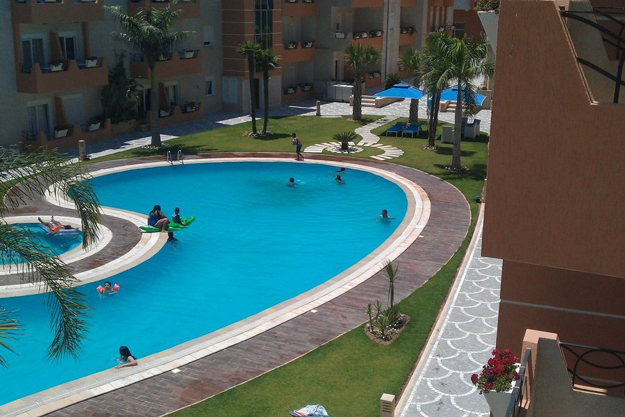 Apartment in Tunisia, Sousse