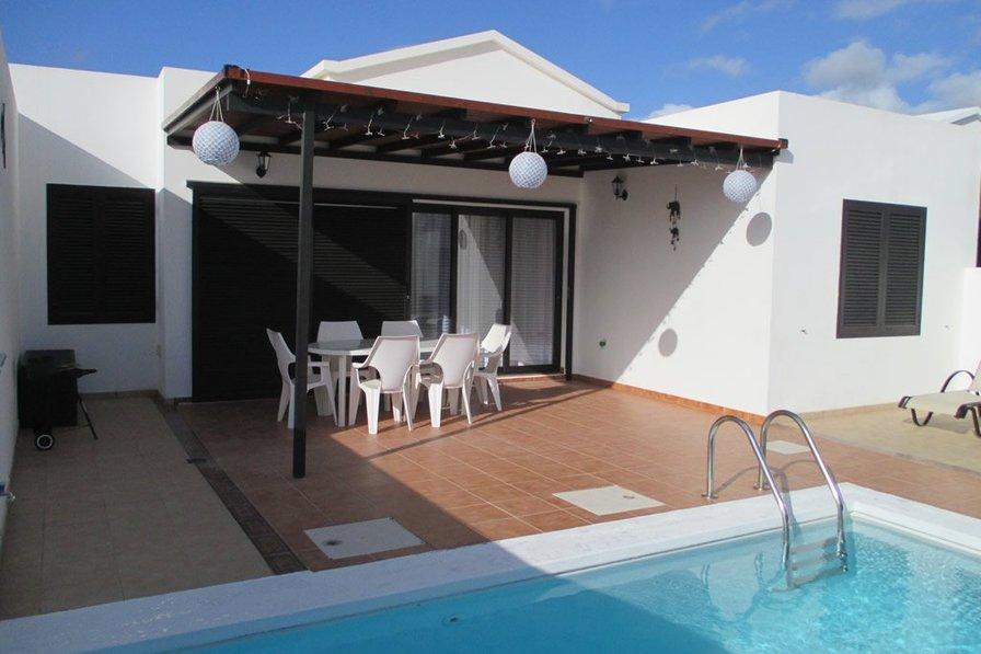Casa Alegre - Playa Blanca Holiday Villa
