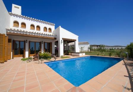 Villa in Spain, El Valle Golf Resort