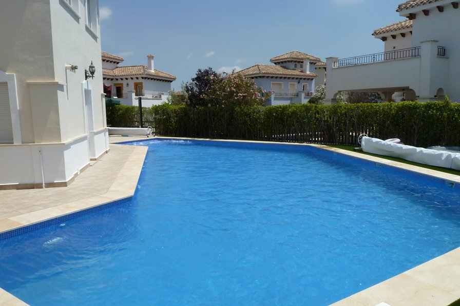 Villa in Spain, Mar Menor Golf Resort