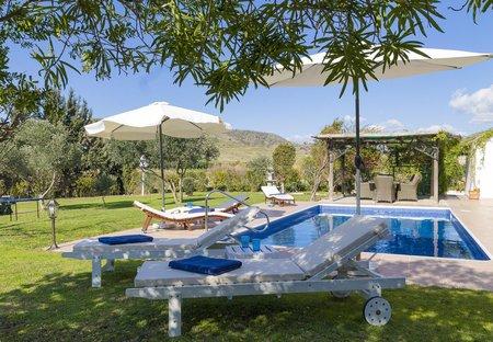 Villa in Agia Varvara, Cyprus
