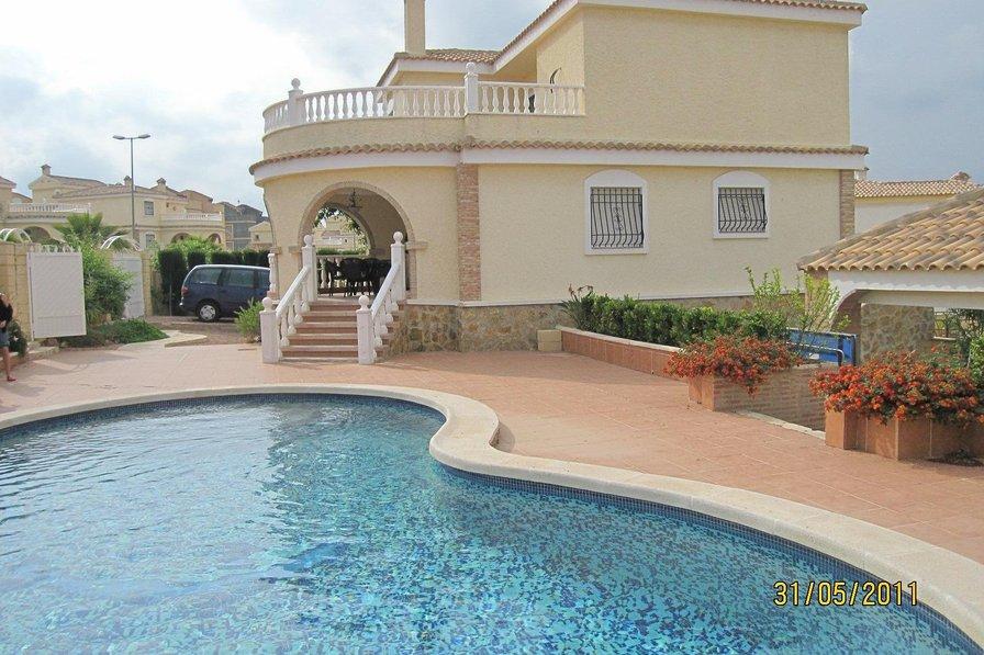 Villa in Spain, Monforte del Cid