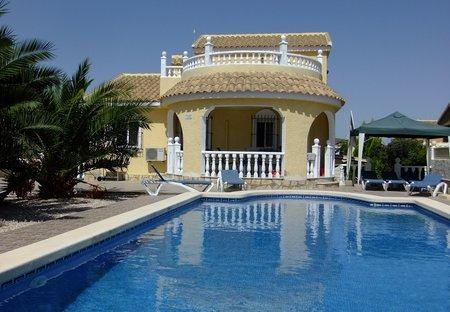 Villa in Camposol, Spain