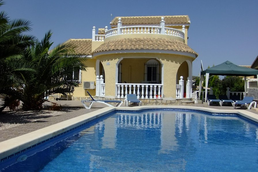 Villa in Spain, Camposol