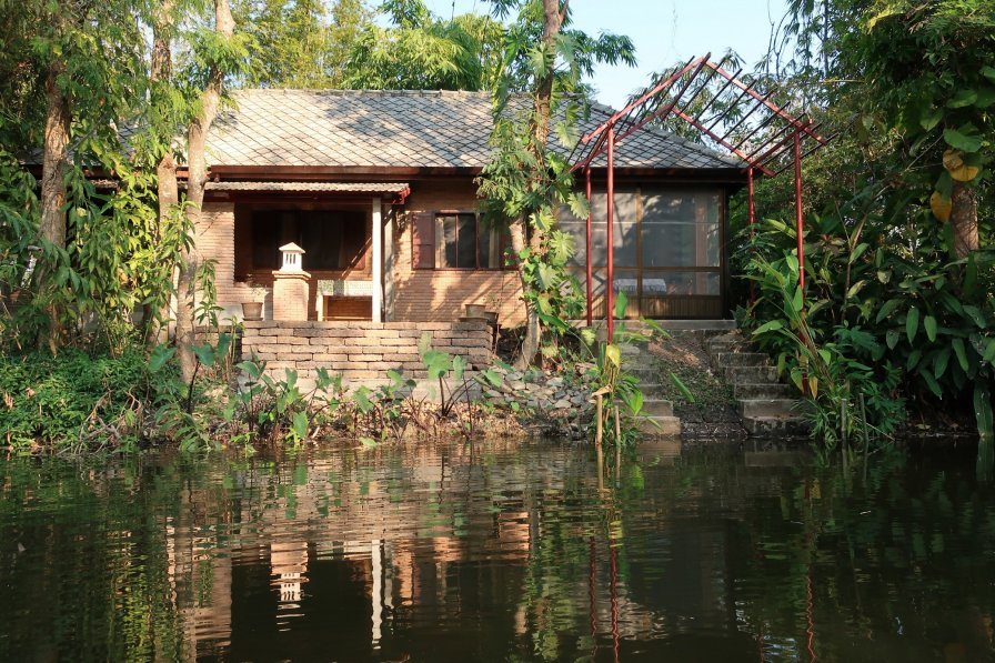 Lodge in Thailand, Chiang Mai