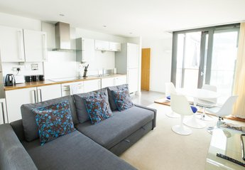 Apartment in United Kingdom, Docklands