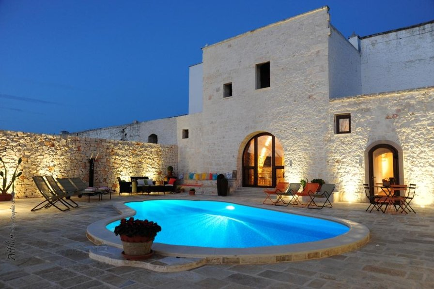 Cottage in Italy, Ostuni
