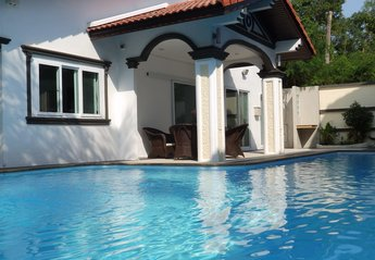 5 bedroom Villa for rent in Bophut