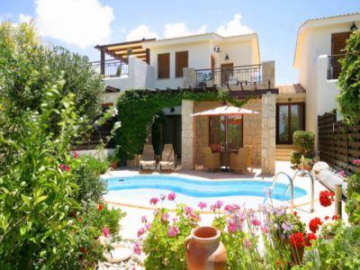 Villa in Cyprus, Aphrodite Hills