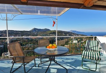 2 bedroom Apartment for rent in Massa Lubrense