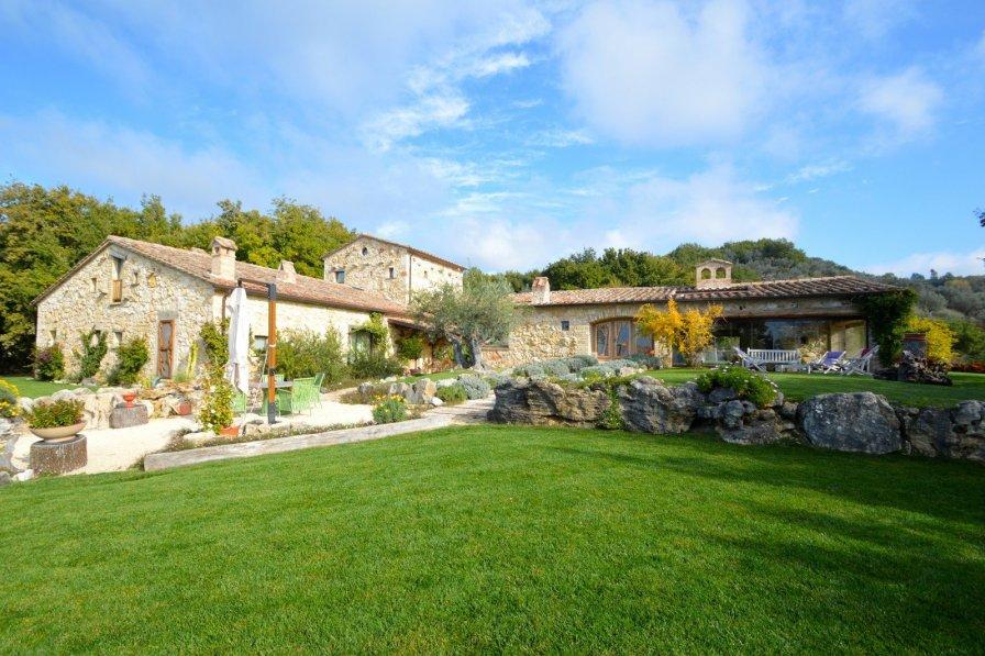 House in Italy, Guardea
