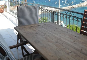 House in Greece, Messinia: A great place to sit and admire the many views