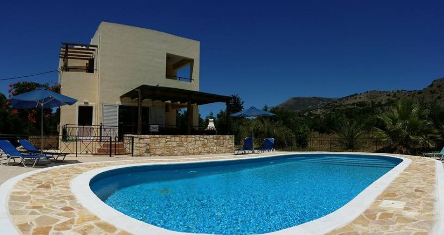 Villa in Greece, Almirida