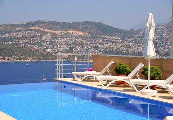 6 bedroom Villa for rent in Kalkan