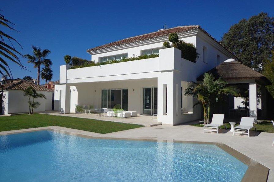 Villa in Spain, Marbella: