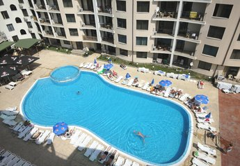 Studio Apartment in Bulgaria, Sunny Beach