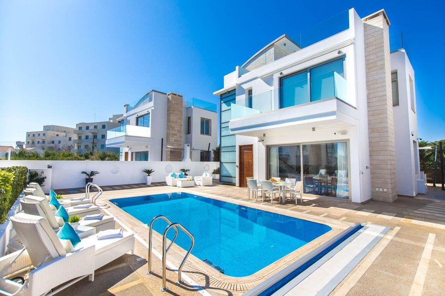 Villa to rent in Protaras, Cyprus with private pool | 187280
