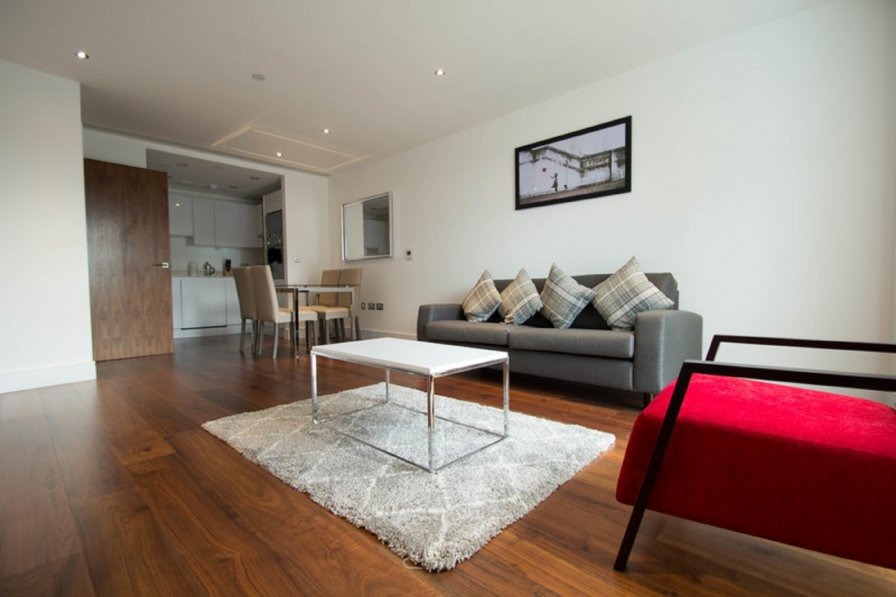 Apartment in United Kingdom, Canary Wharf