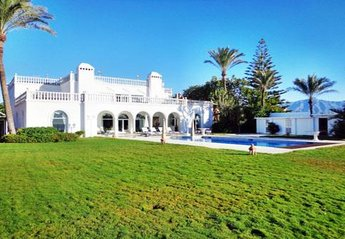 Villa in Atalaya-Isdabe, Spain: