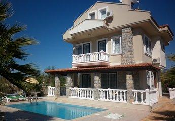 Villa in Turkey, Coca Calis