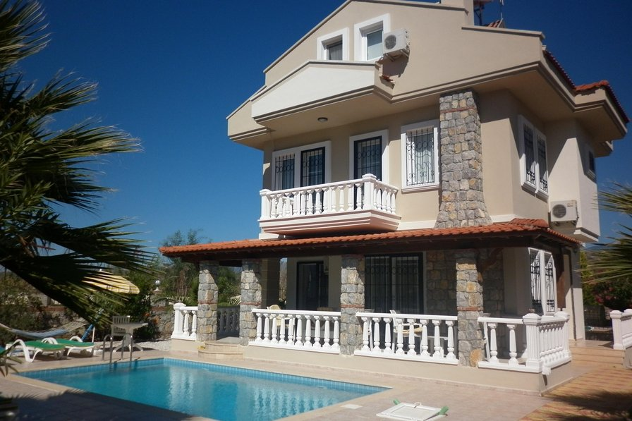 Villa in Turkey, Coca Calis